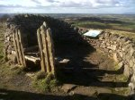 Witchcraig Wall, West Lothian